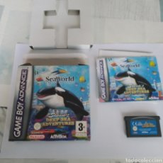 Videojuegos y Consolas: JUEGO NINTENDO GBA GAME BOY ADVANCE SHAMUS DEEP SEA ADVENTURES. Lote 175915745