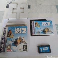 Videojuegos y Consolas: JUEGO NINTENDO GBA GAME BOY ADVANCE ICE AGE 2. Lote 175917755