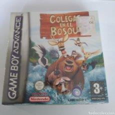 Videojuegos y Consolas: JUEGO NINTENDO GBA GAME BOY ADVANCE COLEGAS EN EL BOSQUE. PRECINTADO. Lote 175918383