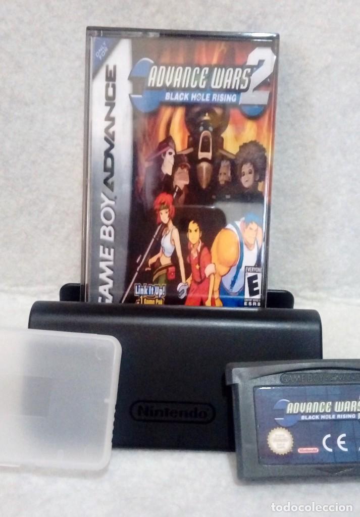 Videojuegos y Consolas: Juego nintendo - game boy advance *Advance Wars 2* ... En buen estado (testado/funciona) - Foto 3 - 176786964