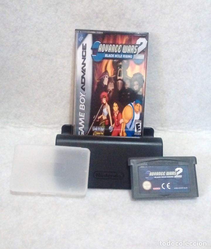 JUEGO NINTENDO - GAME BOY ADVANCE *ADVANCE WARS 2* ... EN BUEN ESTADO (TESTADO/FUNCIONA) (Juguetes - Videojuegos y Consolas - Nintendo - GameBoy Advance)