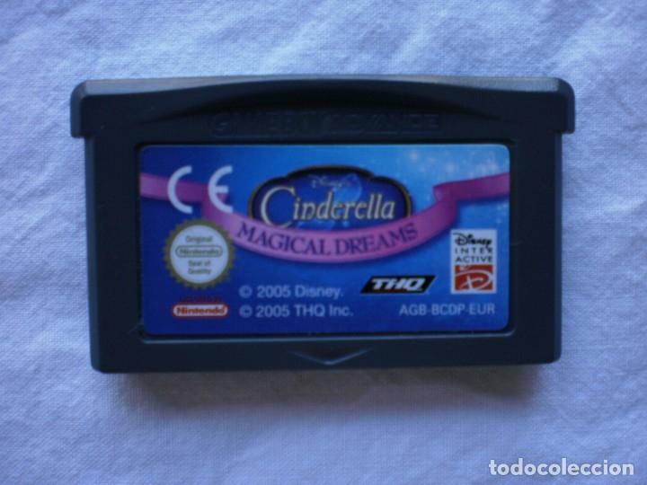DISNEY CINDERELLA. MAGICAL DREAMS. GAMEBOY ADVANCE (Juguetes - Videojuegos y Consolas - Nintendo - GameBoy Advance)