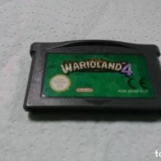 Videojuegos y Consolas: JUEGO GAMEBOY ADVANCE SP - WARIOLAND 4 - GAME BOY ADVANCE SP WARIO LAND 4 GBA. Lote 179019870