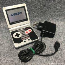 Videojuegos y Consolas: CONSOLA NINTENDO GAME BOY ADVANCE SP NES+CARGADOR. Lote 179344817
