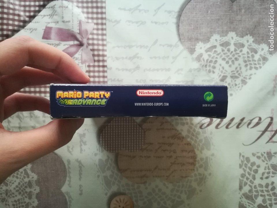 Videojuegos y Consolas: MARIO PARTY ADVANCE GAME BOY ADVANCE - Foto 3 - 179942811