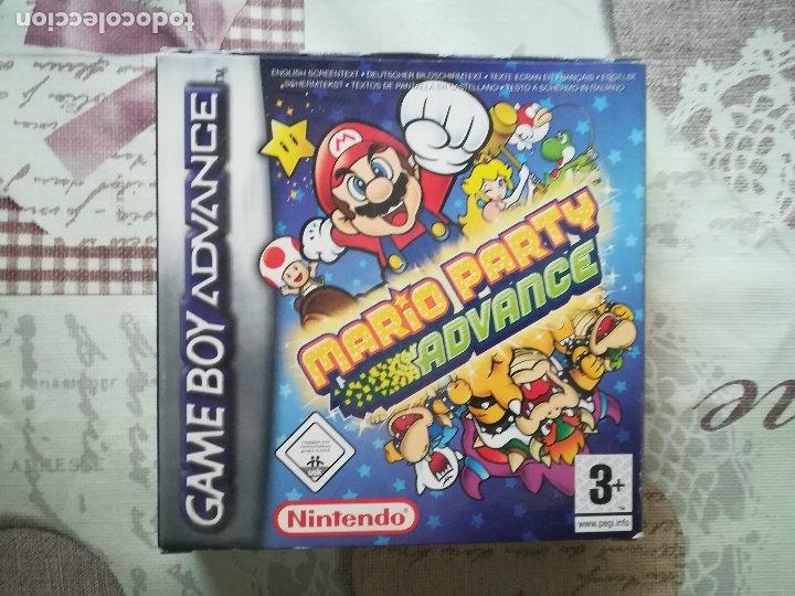 MARIO PARTY ADVANCE GAME BOY ADVANCE (Juguetes - Videojuegos y Consolas - Nintendo - GameBoy Advance)