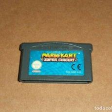 Videojuegos y Consolas: MARIO KART : SUPER CIRCUIT PARA NINTENDO GAMEBOY ADVANCE / GBA, PAL. Lote 179946136