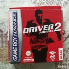 Videojuegos y Consolas: DRIVER 2 GAME BOY ADVANCE. Lote 179952853