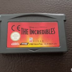 Videojuegos y Consolas: GAMEBOY ADVANCE THE INCREDIBLES JUEGO GAME BOY. Lote 180248250
