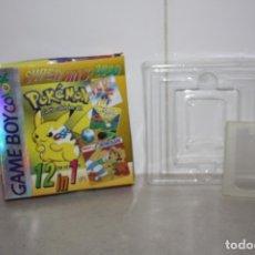 Videojuegos y Consolas: CAJA COMPLETA GAME BOY . Lote 181164925