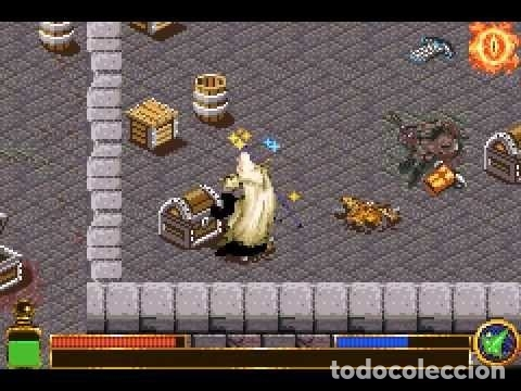 Videojuegos y Consolas: JUEGO NINTENDO GAME BOY ADVANCE - LORD OF THE RINGS THE RETURN OF THE KING - SIN CAJA SOLO EL JUEGO - Foto 6 - 181404318