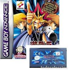 Videojuegos y Consolas: LOTE OFERTA JUEGO NINTENDO GAME BOY ADVANCE - YU GI OH! WORLDWIDE EDITION - SIN CAJA SOLO EL JUEGO. Lote 181406663