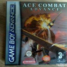 Videojuegos y Consolas: NINTENDO GAMEBOY ADVANCE JUEGO ACE COMBAT ADVANCE NUEVO. Lote 182355760