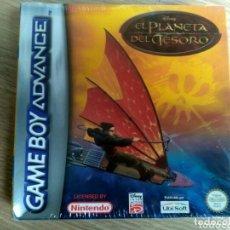 Videojuegos y Consolas: NINTENDO GAMEBOY ADVANCE EL PLANETA DEL TESORO NUEVO. Lote 182355815
