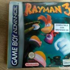 Videojuegos y Consolas: NINTENDO GAMEBOY ADVANCE JUEGO RAYMAN 3 NUEVO. Lote 182355877
