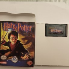 Videojuegos y Consolas: JUEGO GAMEBOY ADVENCE HARRY POTTER AND THE CHAMBER OF SECRETS. Lote 183060863