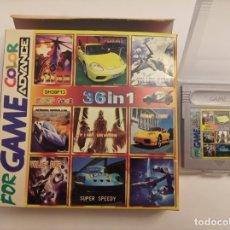 Videojuegos y Consolas: JUEGO GAME BOY ADVANCE 36 EN 1 CODIGO SH36F13. Lote 195843718