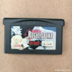 Videojuegos y Consolas: JUEGO GBA ORIGINAL - RAINBOW SIX ROGER SPEAR - PAL EUR GAME BOY ADVANCE. Lote 184085421