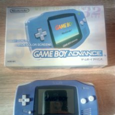 Videojuegos y Consolas: GAME BOY ADVANCE. Lote 186410895