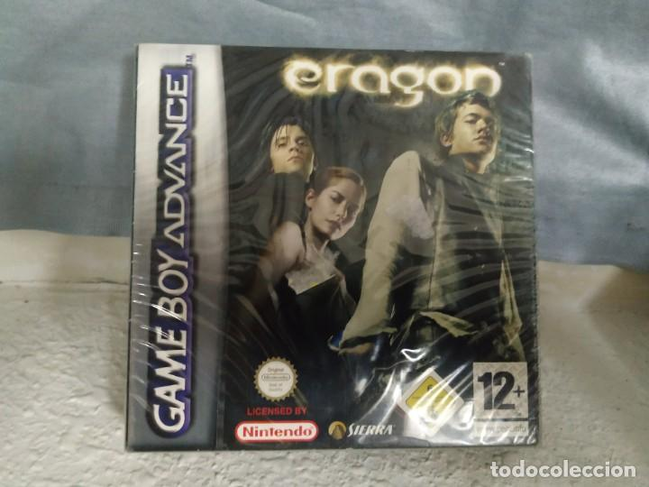 JUEGO GAME BOY ADVANCE ERAGON (Juguetes - Videojuegos y Consolas - Nintendo - GameBoy Advance)