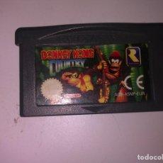 Videojuegos y Consolas: GAME BOY ADVANCE DONKEY KONG COUNTRY. Lote 188503166