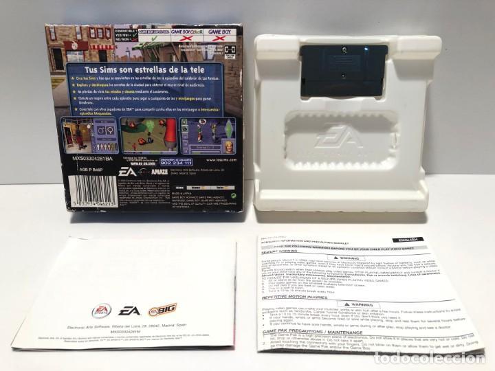 Videojuegos y Consolas: Los Sims 2 Nintendo Game Boy Advance - Foto 2 - 190332075