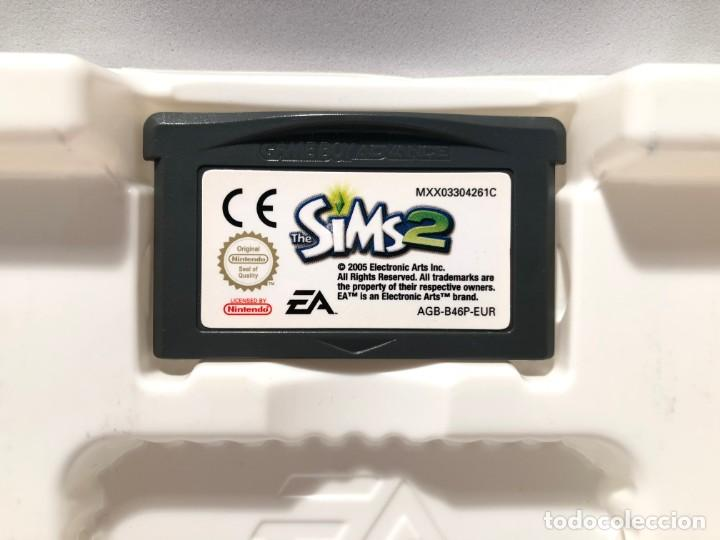 Videojuegos y Consolas: Los Sims 2 Nintendo Game Boy Advance - Foto 4 - 190332075