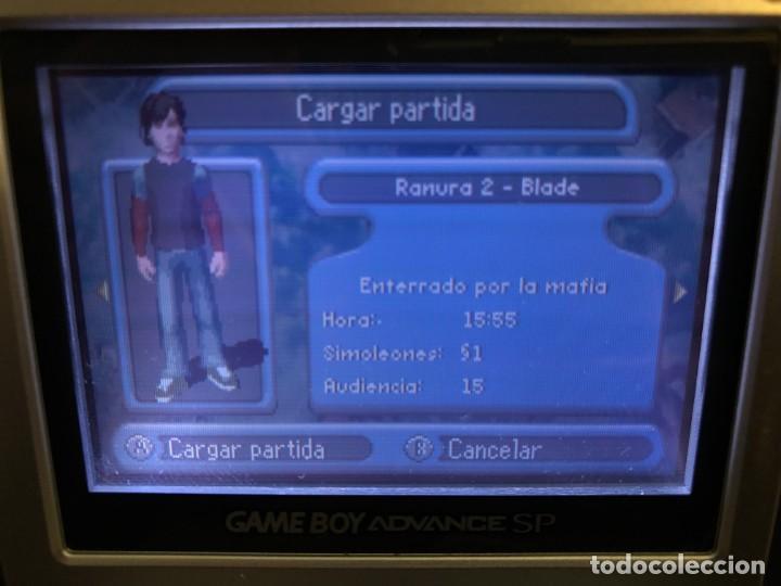 Videojuegos y Consolas: Los Sims 2 Nintendo Game Boy Advance - Foto 5 - 190332075