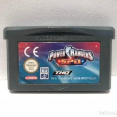 Videojuegos y Consolas: POWER RANGERS S.P.D. NINTENDO GAME BOY ADVANCE. Lote 190722108