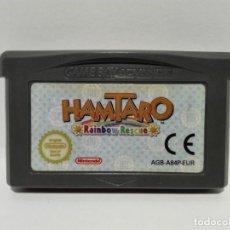 Videojuegos y Consolas: HAMTARO RAINBOW RESCUE NINTENDO GAME BOY ADVANCE. Lote 190722197