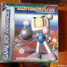 Videojuegos y Consolas: JUEGO BOMBERMAN TOURNAMENT PARA NINTENDO GAMEBOY ADVANCED. Lote 190836311