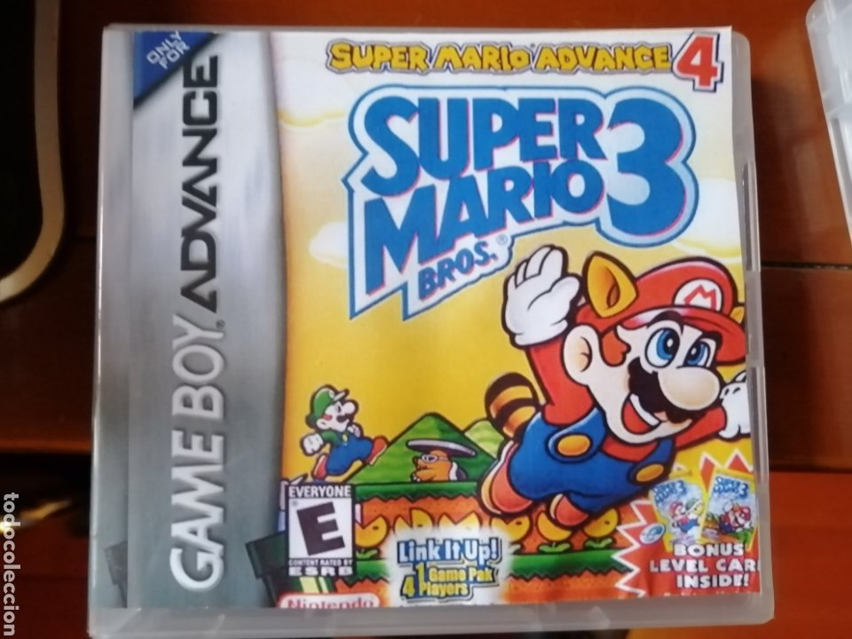 JUEGO SUPER MARIO BROS 3 PARA NINTENDO GAMEBOY ADVANCE (Juguetes - Videojuegos y Consolas - Nintendo - GameBoy Advance)
