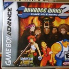 Videojuegos y Consolas: JUEGO ADVANCE WARS 2 PARA NINTENDO GAMEBOY ADVANCE. Lote 191167766
