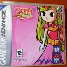 Videojuegos y Consolas: JUEGO THE LEGEND OF ZELDA THE MINISH CUP PARA NINTENDO GAMEBOY ADVANCE. Lote 191210067