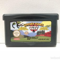 Videojuegos y Consolas: LOONEY TUNES DOUBLE PACK NINTENDO GAME BOY ADVANCE. Lote 191336505