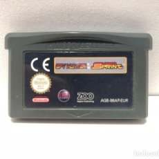 Videojuegos y Consolas: SPY HUNTER & SUPER SPRINT NINTENDO GAME BOY ADVANCE. Lote 191336573