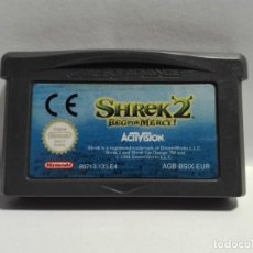 Videojuegos y Consolas: SHREK 2 NINTENDO GAME BOY ADVANCE. Lote 191336675