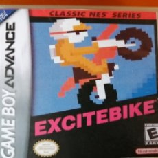 Videojuegos y Consolas: JUEGO NES CLASSIC EXCITE BIKE PARA NINTENDO GAMEBOY ADVANCE. Lote 191337567