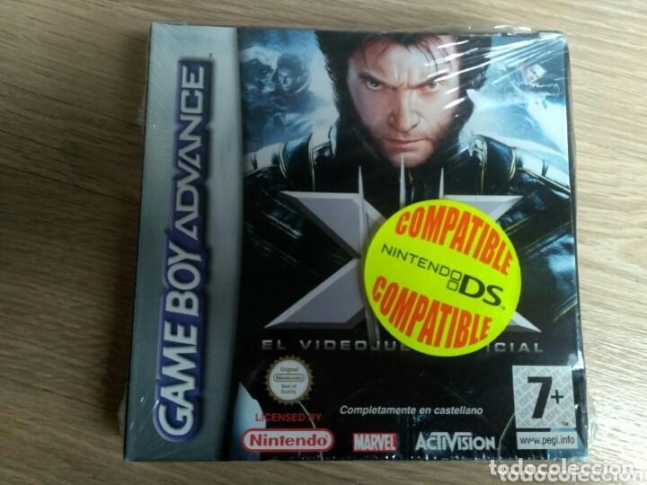 NINTENDO GBA JUEGO XMEN 3 NUEVO (Juguetes - Videojuegos y Consolas - Nintendo - GameBoy Advance)