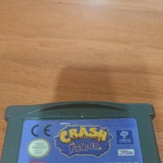 Jeux Vidéo et Consoles: CRASH BANDICOOT FUSION GAMEBOY ADVANCE. Lote 191641037