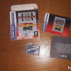 Videojuegos y Consolas: JUEGO GAME BOY ADVANCE SUPER SPRINT. Lote 191980522
