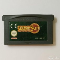 Videojuegos y Consolas: GOLDEN SUN - NINTENDO GAME BOY ADVANCE. Lote 192145578