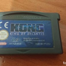 Videojuegos y Consolas: KONG KING OF ATLANTIS GAMEBOY ADVANCE CARTUCHO. Lote 192162141
