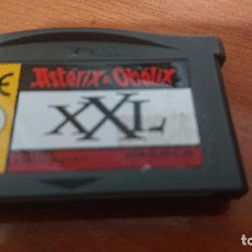 Videojuegos y Consolas: ASTERIX Y OBELIX XXL GAME BOY ADVANCE CARTUCHO. Lote 192173701
