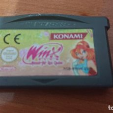 Videojuegos y Consolas: WINX CLUB QUEST FOR THE CODE GAMEBOY ADVANCE CARTUCHO. Lote 192173933