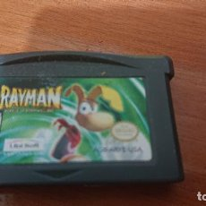 Videojuegos y Consolas: RAYMAN ADVANCE GAMEBOY ADVANCE CARTUCHO. Lote 192174285