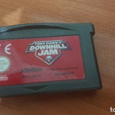 Videojuegos y Consolas: TONY HAWK'S DOWNHILL JAM GAMEBOY ADVANCE CARTUCHO. Lote 192186411