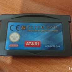 Videojuegos y Consolas: PETER PAN THE MOTION PICTURE EVENT GAMEBOY ADVANCE CARTUCHO. Lote 192243318
