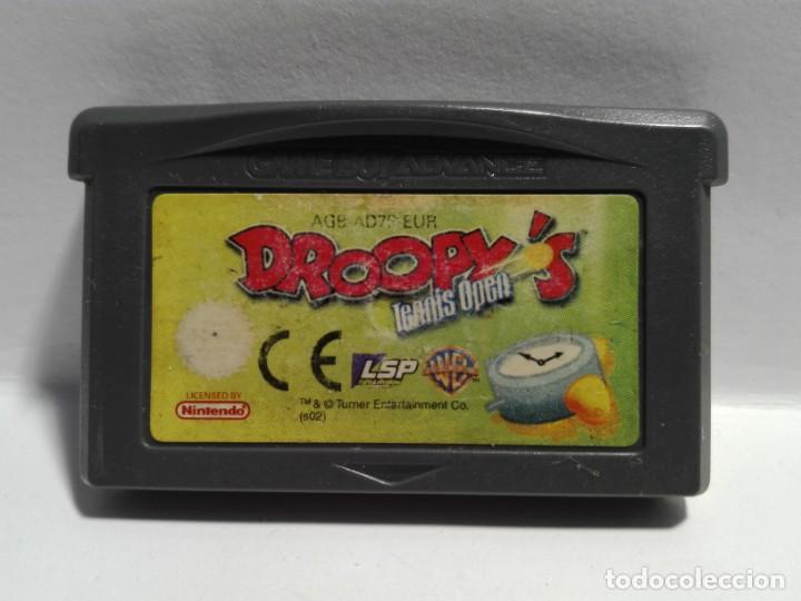 DROOPY'S TENNIS OPEN NINTENDO GAME BOY ADVANCE (Juguetes - Videojuegos y Consolas - Nintendo - GameBoy Advance)
