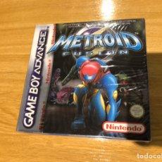 Jeux Vidéo et Consoles: METROID FUSION GBA. Lote 193445720
